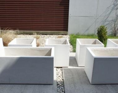 Donice – beton architektoniczny