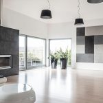Beton architektoniczny – w salonie, w kuchni, a może w… łazience?